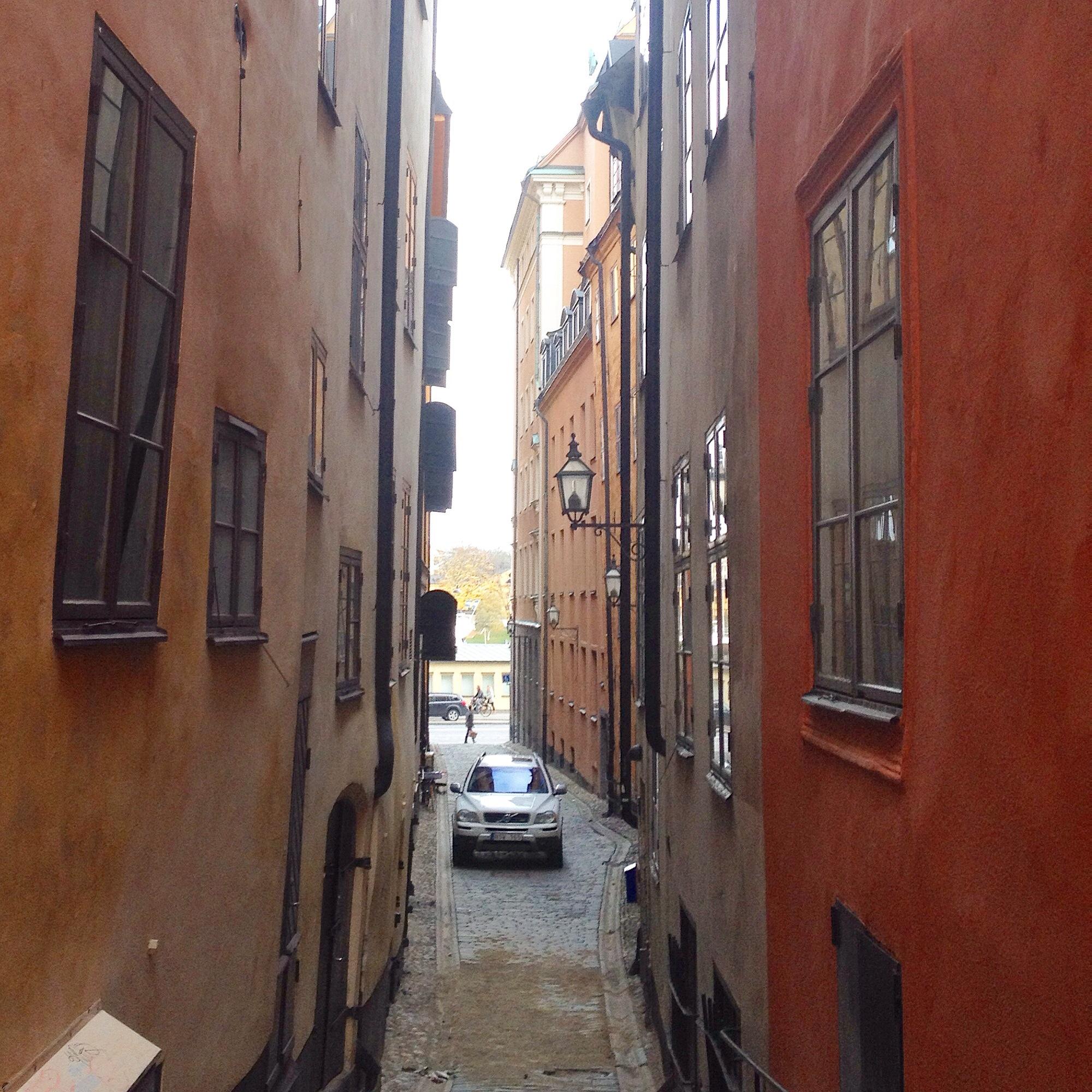 Kontor på gång i Stockholm