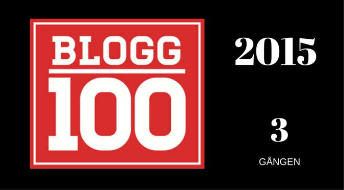 Dag ett i utmaningen #blogg100